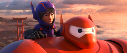 'Big Hero 6' is a fine blend of sweetness and spectacle