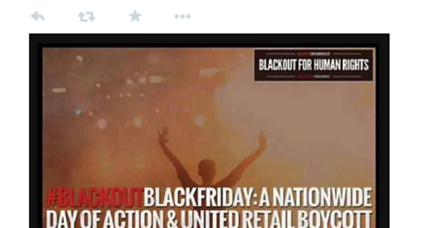 Ferguson protesters vow to #BoycottBlackFriday: Effective or not?