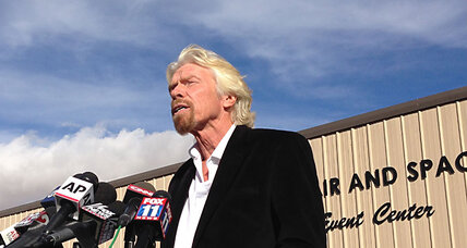 Virgin Galactic crash: Branson says no one has demanded a $250,000 refund