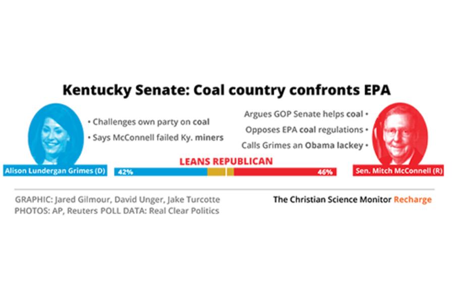 Coal country confronts EPA - CSMonitor com