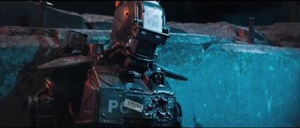 'Chappie' trailer introduces viewers to a new friendly robot