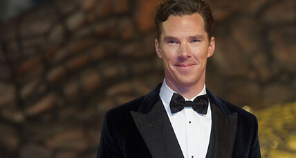 Benedict Cumberbatch engaged: 'Sherlock' goes old school, shuns Twitter (+video)