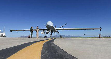 US border security: Let the drones do it?