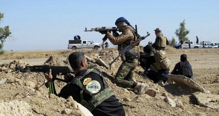 Obama doubles US military presence in Iraq. Slippery slope?
