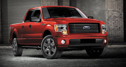 Ford recalls over 202,000 cars, vans, and trucks