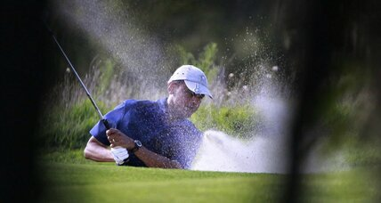 Obama golfing with Derek Jeter – but Shadow Creek may be the real star (+video)