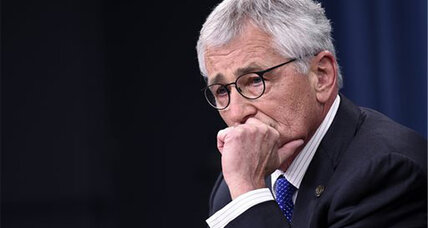 Hagel orders top-to-bottom changes in nuclear bomb systems to fix failures