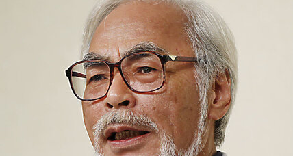 Hayao Miyazaki: 'Spirited Away' from film but not comics
