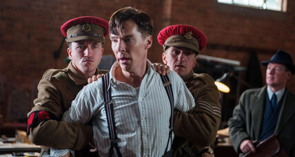'The Imitation Game' tells the story of 'unsung hero' Alan Turing
