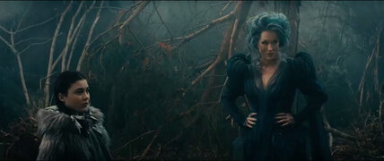'Into the Woods' trailer shows the bittersweet nature of fairy tales (and yes, there's singing)