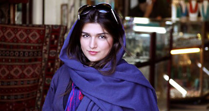 Ghoncheh Ghavami: Men's volleyball game lands her one year in Iranian jail