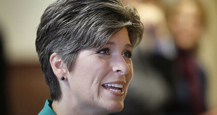 Joni Ernst is 'as good looking as Taylor Swift.' Did Tom Harkin just cost Democrats Iowa?  (+video)