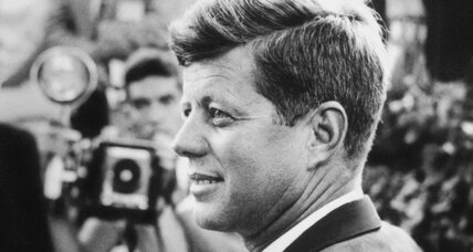 White House turkey pardon: Did John F. Kennedy start the tradition? (+video)