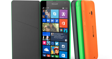 Microsoft strips Nokia name from new budget-friendly Lumia phone