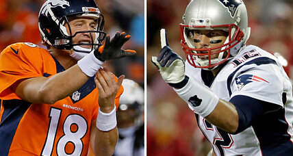 NFL Week 9 preview: Broncos vs. Patriots, Cards vs. Cowboys, and Ravens vs. Steelers (+video)