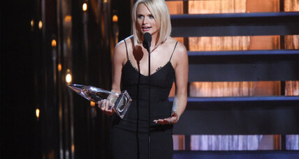 CMA Awards: Miranda Lambert wins many prizes and Luke Bryan is Entertainer of the Year