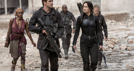 'The Hunger Games: Mockingjay – Part 1': Just a placeholder until grand finale