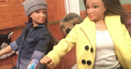 Lammily on sale: How 'Average Barbie' could unseat more popular dolls this holiday