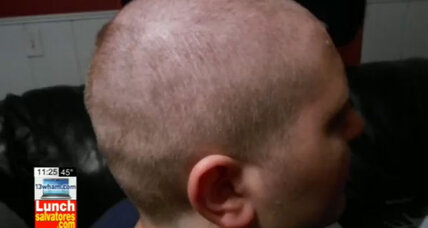 Parental pain in public: School shaves boys head without parents' consent