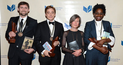 National Book Awards go to Phil Klay's 'Redeployment,' Evan Osnos's 'Age of Ambition'
