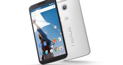 Google's powerhouse Nexus 6 phone runs big, expensive (+video)