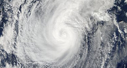 Superstorm Typhoon Nuri slams Alaska, sets up big chill for lower 48