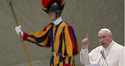 Pope Francis: Assisted suicide is a 'false sense of compassion'
