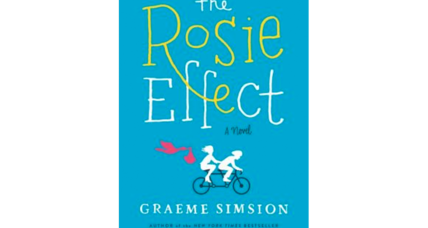 'The Rosie Effect,' the sequel to bestseller 'The Rosie Project,' comes to the US next month