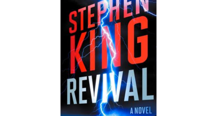 Stephen King's new novel 'Revival' is garnering strong reviews – with a few exceptions
