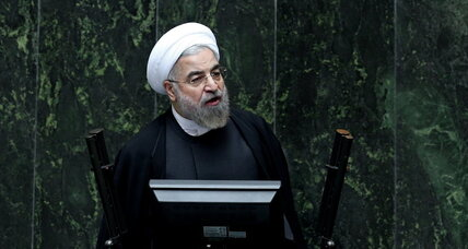 Iran nuclear deal: What's at stake for Rouhani and his agenda of 'moderation' (+video)