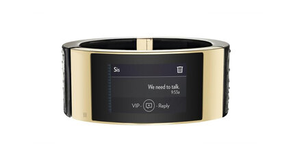 Intel's posh MICA smart watch targets the fashion crowd