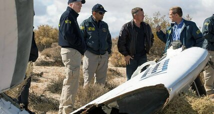 Virgin Galactic: How did SpaceShipTwo pilot survive Mach 1 bailout at 50,000 feet? (+video)