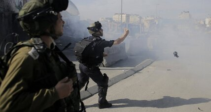 Jerusalem lurches towards open conflict over Temple Mount
