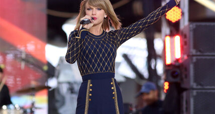 Taylor Swift announces '1989' world tour – here's where she's performing