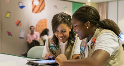 Girl Scout cookies go online: Now, you can buy Thin Mints anywhere
