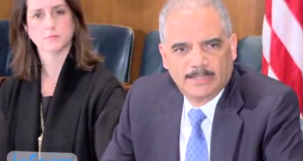 Atty. General Holder announces plan 'to help end racial profiling, once and for all'