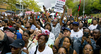 Eric Garner grand jury probe shows similarities to Michael Brown case