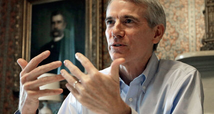 Rob Portman won't run for president, but he's still one to watch