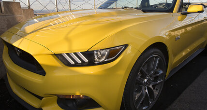 2016 Ford Mustang Shelby GT350 gets a very reasonable sticker price