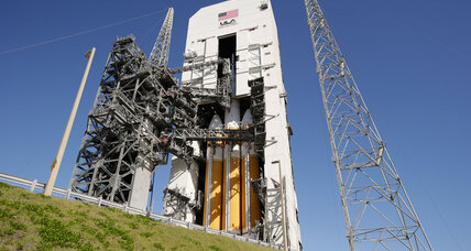 NASA's Orion launch a step forward for human spaceflight, drawing on the past
