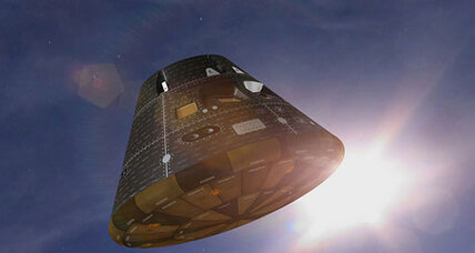 How will NASA's Orion test flight work?