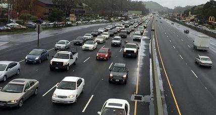 California gets rain at last: Will it be enough to help with drought? (+video)