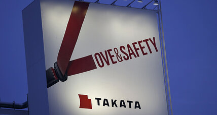 Takata balks on expanding US airbag recall. 'Disappointing,' regulators say.