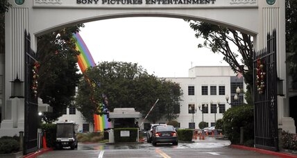 Trove of Sony financial data, passwords, movies leaked online