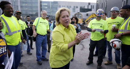 Landrieu battle cry: 'The only poll that matters is on Election Day'