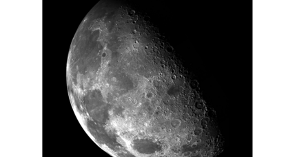 Did the moon once contain a dynamo?