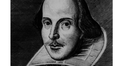 Did thieves steal Shakespeare's skull?
