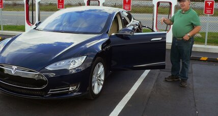 Tesla Model S leads the pack in customer satisfaction. Again.