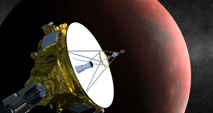 NASA's New Horizons wakes up as it nears Pluto, 'juicy science' awaits