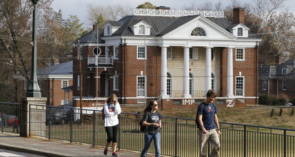 Amid Rolling Stone fallout, will college women be reluctant to report rape? (+video)